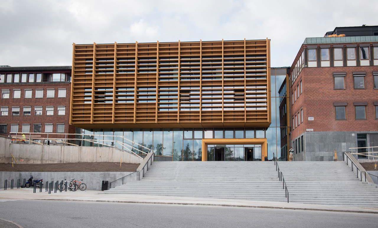 Södertälje Science Park - entré
