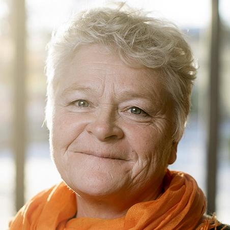 Porträtt Cathrine Haglund