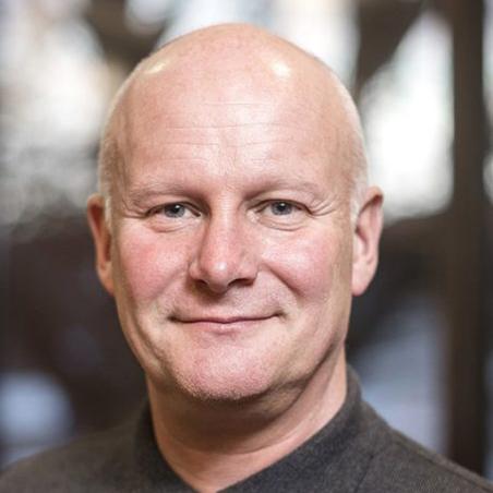 Porträtt Mikel Grennard
