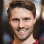 Porträtt Oscar Tylstedt